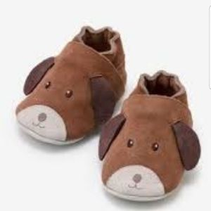 BABY BODEN PUPPY SHOES 3-6 MONTHS